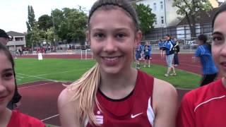 ASKÖ NÖ Landesmeisterschaft Leichtathletik U14