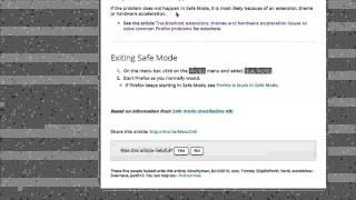 How to Troubleshoot Hyperlinks in Mozilla Firefox : Firefox Tips & More