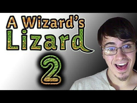 Let's Play - A Wizard's Lizard (2) [Into the Sewers!]