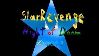 Super Mario Star Revenge Night Of Doom Bowser