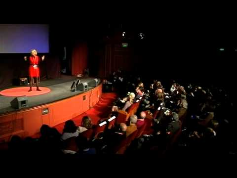 TEDxThessaloniki - Gabriela Scheiner - Dynamic Culture