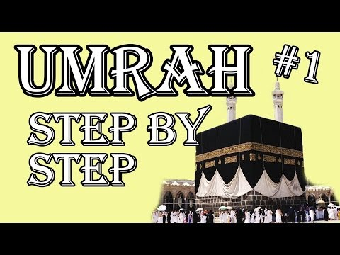 Umrah!! ✔️ Step by Step Guide ~ 2017 HD ~ RepUrDeen