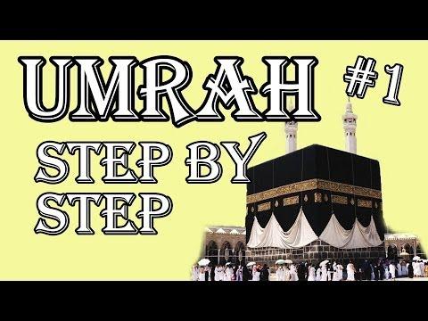 Umrah!! ✔️ Step by Step Guide ~ 2017 HD ~ RepUrDeen