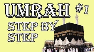 "Umrah!! An animated ""Step by Step Guide"" to your Umrah ~IN ENGLISH~ 2015"