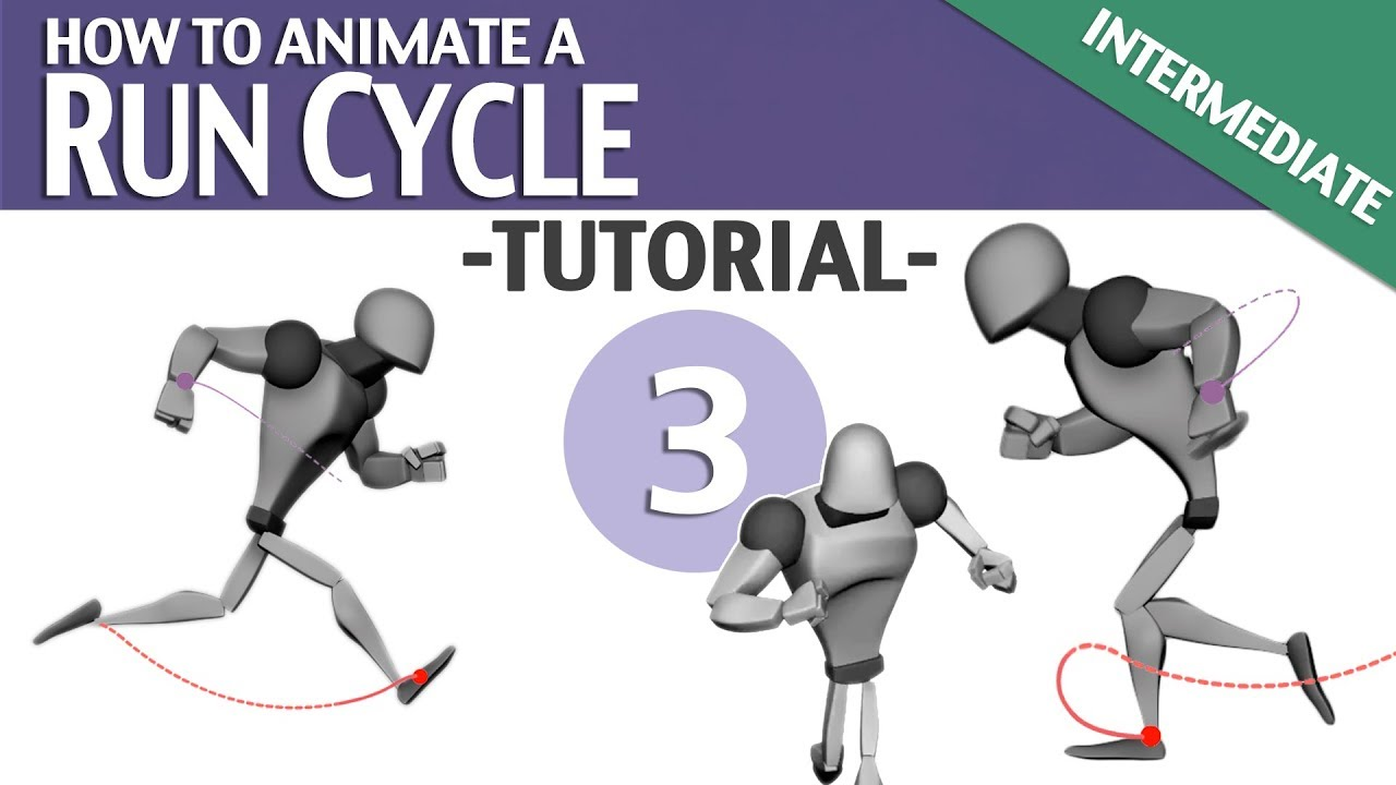 Run Cycle - Tutorial