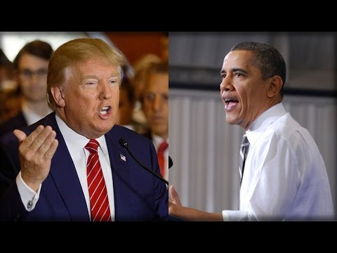 RIGHT AFTER OBAMA ATTACKED TRUMP, TRUMP HUMILIATED OBAMA WITH JUST ONE TWEET!