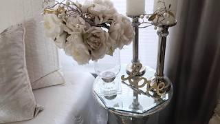 Decorate With Me    Glamorous Living