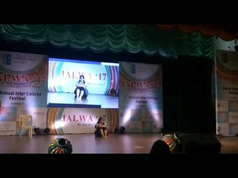 Khwahishein | 1st Prize Winner | Solo Dance Inter-College Competition | Choreography by Shetty