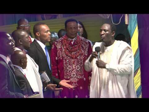 Prophet Jeremiah Secret Exposed in Public: WHY I DANCE