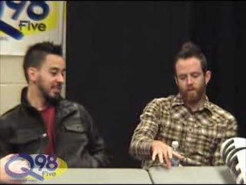 Linkin Park discssion with Q98.5 listeners