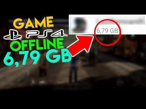 AMPUN ! 6,79 GB ! Game PS4 Terbaru di Android OFFLINE ! - 동영상