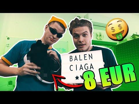 Tenisky BALENCIAGA za 8 EUR! Čudné veci z WISH-u