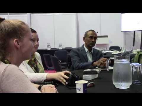 Science Plane interview at ESOF2016 - Sir Venkatraman Ramakrishnan