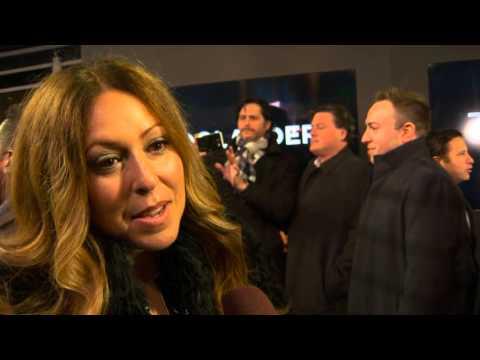 Zoolander 2: Leesa Evans Red Carpet Movie Premiere