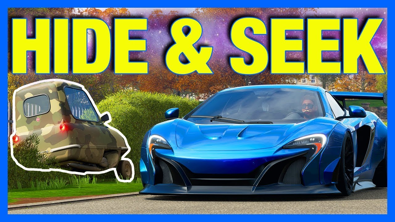 forza horizon 4 online hide seek city edition. Black Bedroom Furniture Sets. Home Design Ideas