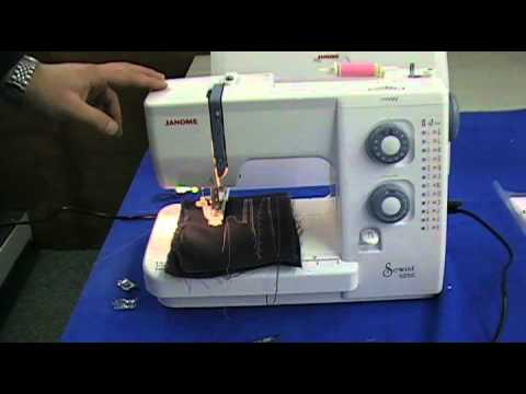 Janome 40 40s Sewing Machines Review Part40 YouTube Amazing Janome 525s Sewing Machine Review