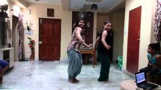 Sawan gagan ghor ghanaghata dance