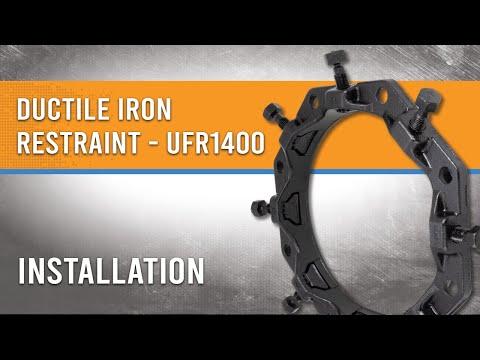 Ductile Iron Restraint - UFR1400