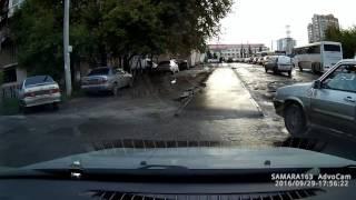 Не поделили тротуар (кто был бы виноват в ДТП)?