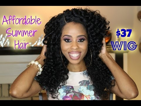 Affordable Summer Hair * $37- Zury Sis Comfy Lace Wig-Daria