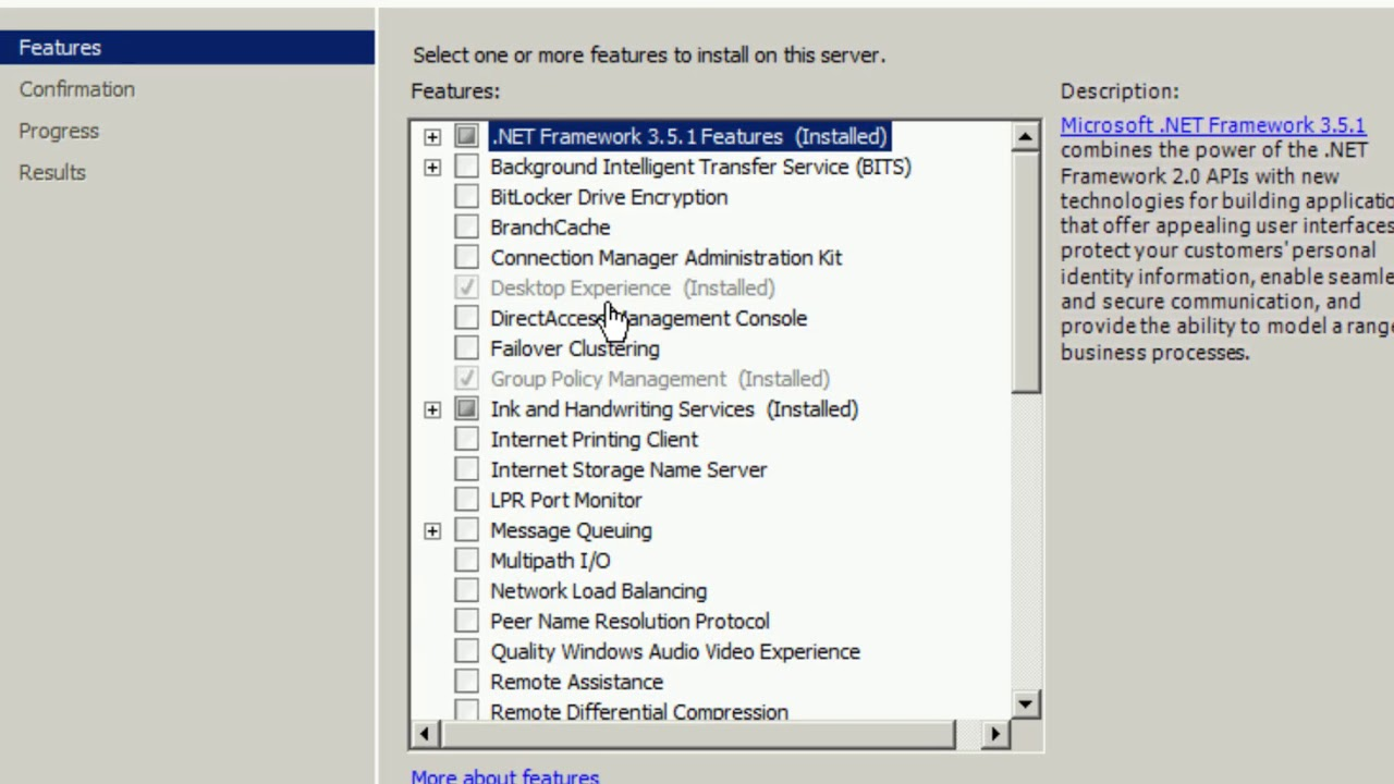 Install SQL 2014 Express on Windows Server 2008 R2