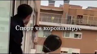 спорт vs ковид