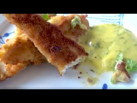Paneret Fisk Til Fish And Chips - Opskrift #33