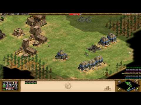 AOE2HD - Ethiopians on Nomad