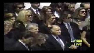 Jacqueline Kennedy Onassis Funeral Services part 8