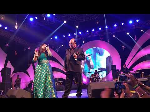 MD AZIZ LIVE IN CONCERT AT PANIHATI WITH SWARALIPI INT. MUSICAL EVENTS
