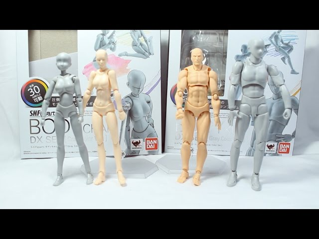 2.0 Type Female Action Figma PVC Body-Chan Figure Body Toy Model Drawing