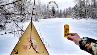 ABANDONED THEME PARK IN CHERNOBYL Ghost Town