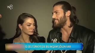 Demet Özdemir & Can Yaman Röportaj