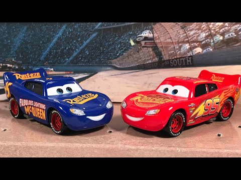 Fabulous Cars 3 Lightning Mcqueen 2017 Disney Mattel Youtube