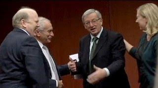 Eurogrup Başkanı Juncker görevini bırakıyor