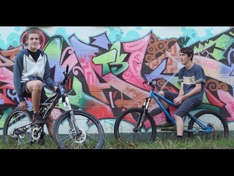 Steel Storm - A Film About Mountain Biking