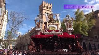 Los Servitas por Laraña y Orfila (Semana Santa Sevilla 2018)