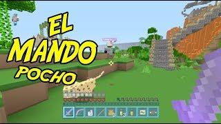 JUEGOS DEL HAMBRE MINECRAFT PS3!! EL MANDO POCHO!!!