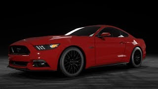 Luźny Tuning: Ford Mustang GT - NFS: Payback