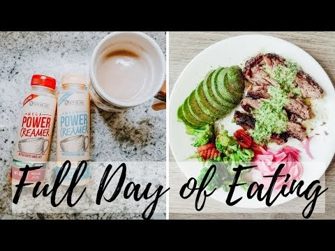 keto-power-coffee-creamer-review-|-what-i-ate-wednesday