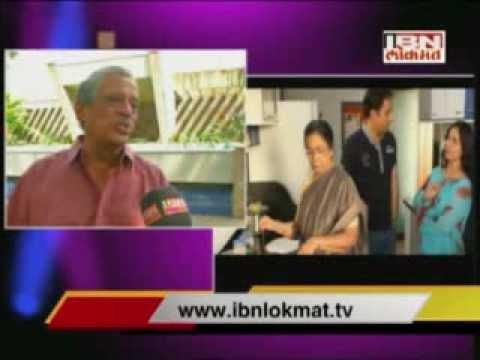 Investment movie team on IBN Lokmat