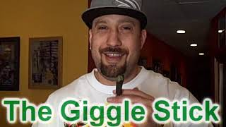 BREAL.TV | The Giggle Stick (Weed Rolled In Hash)