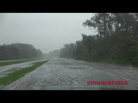 Hurricane Matthew(Titusville,FL)
