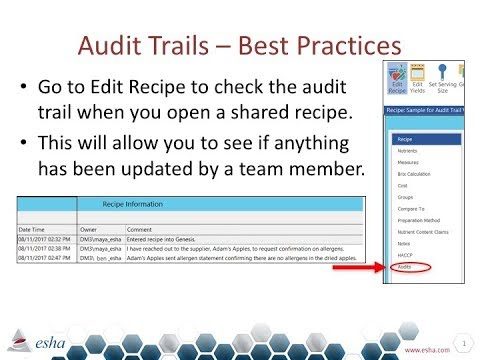 microsoft access 2010 audit trail