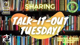 😊 Talk It Out Tue, Race & Diversity KINDNESS COLLECTION, Wk30 🌈 Sharing, Compartir April 13, 2021