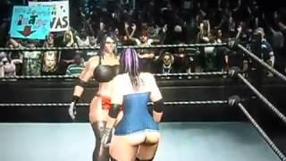 Repeat youtube video wrestling girls catfights Nikkita vs Deusa Athena a luta da deusa sexy athena