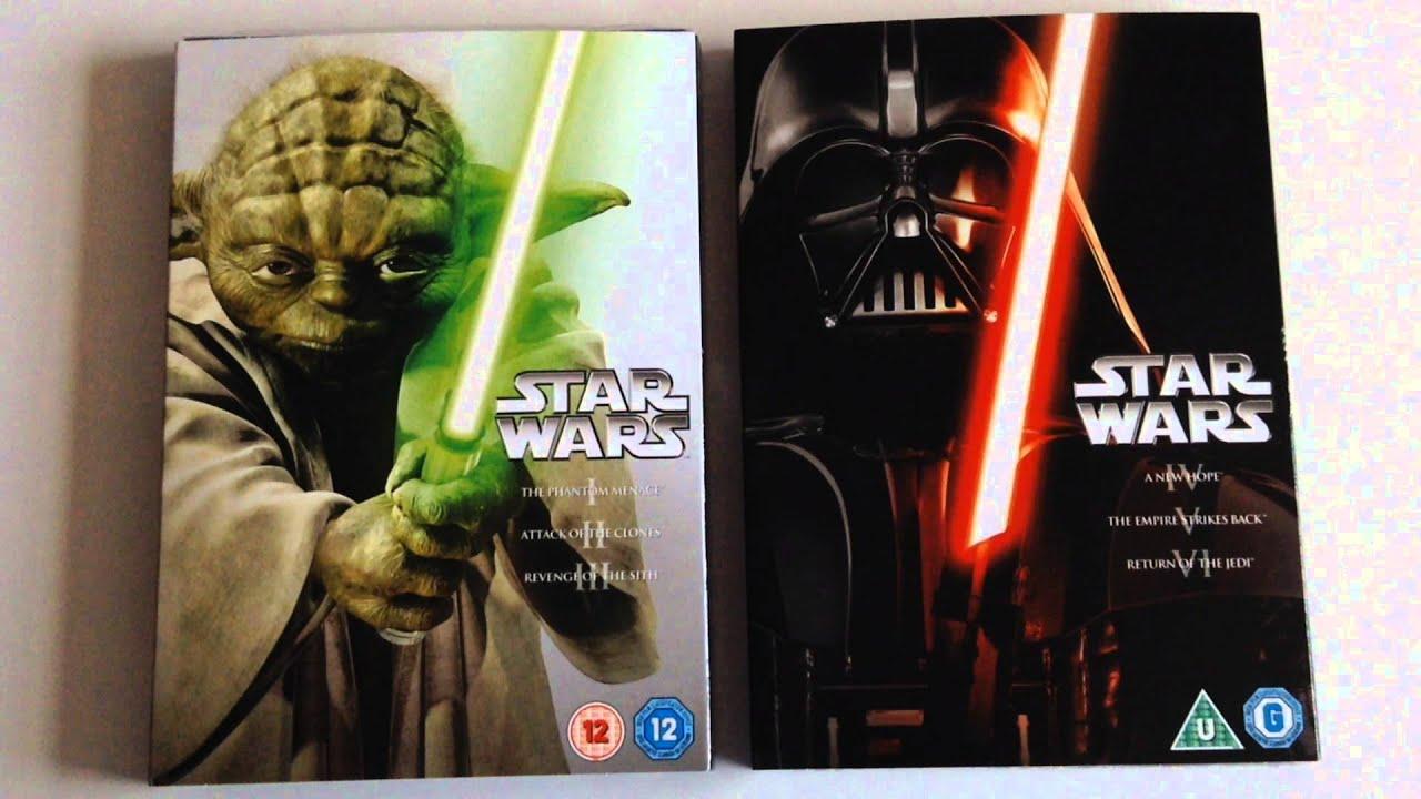 Original Cover Dvd Wars Iv Star