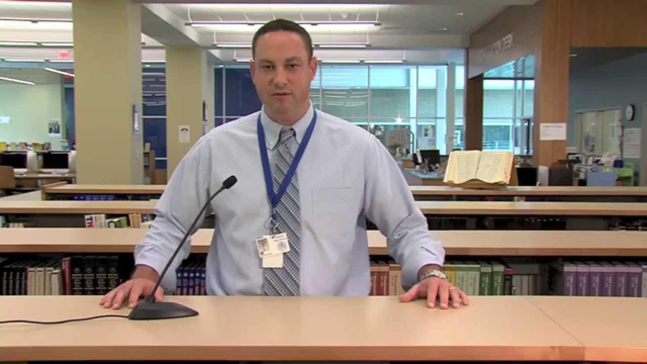 Methuen High School Open House Introduction - Sept. 2015 - YouTube
