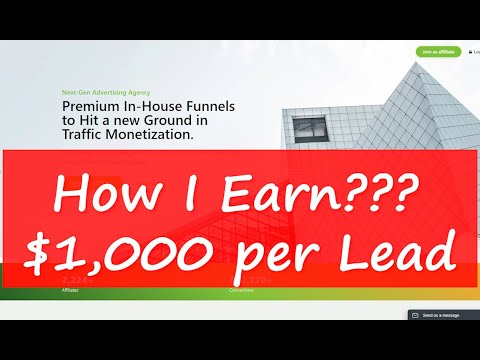 How I Earn $1,000 per Lead? (ProfitPixels review)