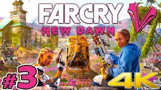Far Cry New Dawn (03) - SPECJALIŚCI & ZIELSKO! | Vertez | PC 4K 60FPS
